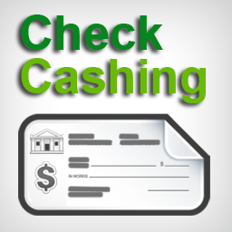 Check Cashing Service